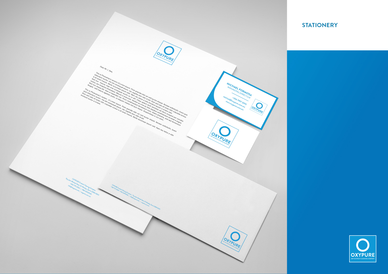 OXYPURE – Branding Mock Up Visuals 2-2
